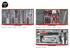 Imagen de Cofre 140 herramientas para tecnicos TENGTOOLS TC8140NF