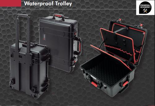Imagen de Maletin herramientas profesional WATERPROOF TROLLEY GOBOX 051-010
