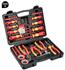 Imagen de Maletin 19 herramientas VDE electricista DOGHER TOOLS 080-001