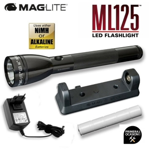 Imagen de Linterna recargable MAGLITE LED ML 125