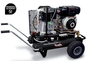 Imagen de Compresor aire diesel CEVIK AGRI 75 DIESEL