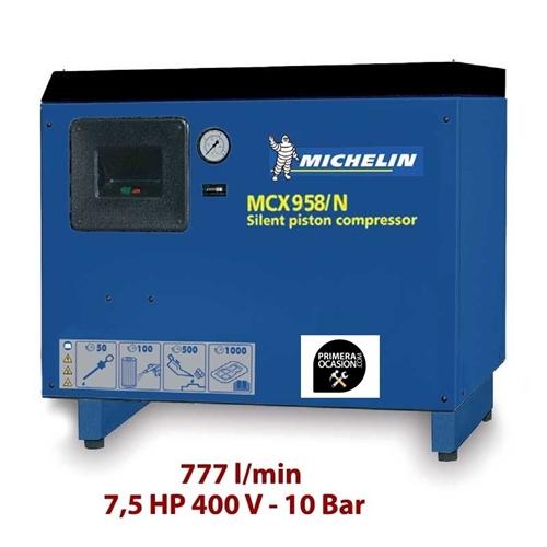 Imagen de Compresor aire silencioso de piston MICHELIN MCX958N