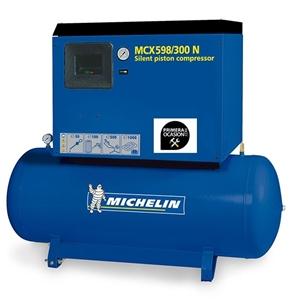 Imagen de Compresor aire silencioso de piston MICHELIN MCX598/300N