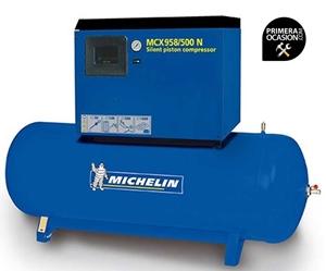 Imagen de Compresor aire silencioso de piston MICHELIN MCX958/500N