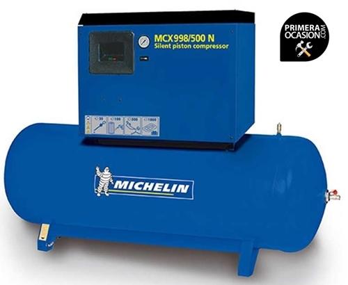 Imagen de Compresor aire silencioso de piston MICHELIN MCX998/500N