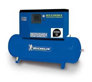 Imagen de Compresor aire silencioso de piston MICHELIN MCXD958/500N