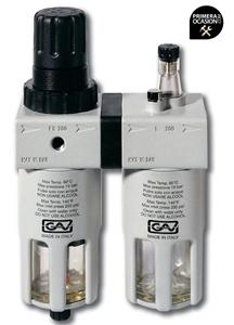 Imagen de Filtro reductor lubricador CEVIK CA-930/12