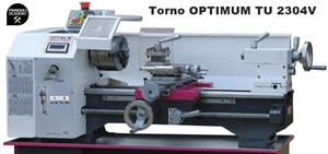 Imagen de Torno OPTIMUM TU 2304V