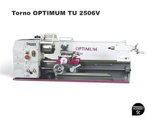 Imagen de Torno OPTIMUM TU 2506V