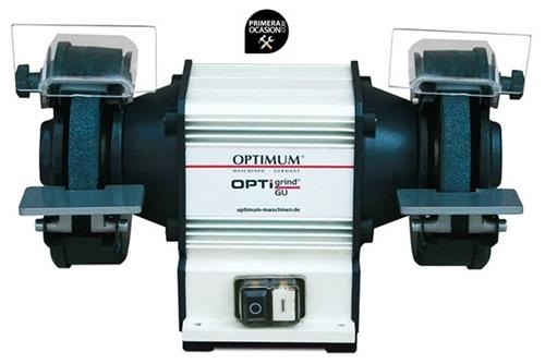 Imagen de Esmeriladora de banco OPTIMUM GU 20