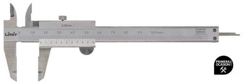 Imagen de Calibre acero 100 mm LIMIT 60060100