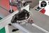 Imagen de Sierra con mesa deslizable HOLZSTAR FKS 255-1300