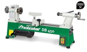 Imagen de Torno madera HOLZSTAR DB 450