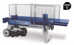 Imagen de Astilladora de troncos HOLZKRAFT HSE 5-520 KH