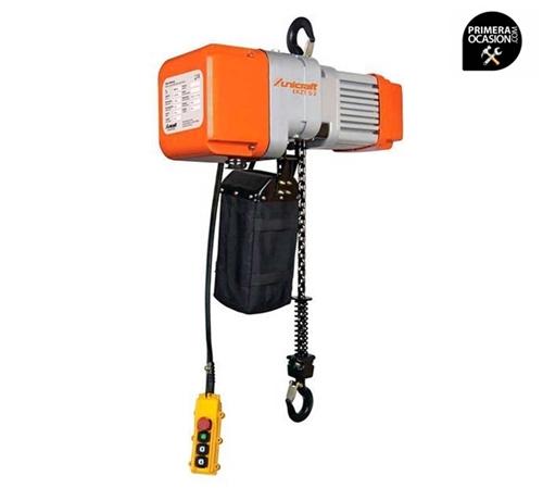 Imagen de Polipasto electrico cadena UNICRAFT EKZT 20-1