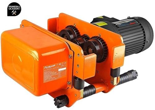 Imagen de Carro electrico polipasto UNICRAFT EFW 2-2