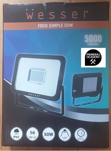 Imagen de Foco led 50W WESSER 5000 Lúmenes