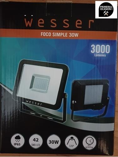 Imagen de Foco led 30W WESSER 3000 Lúmenes