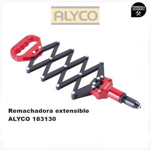 Imagen de Remachadora extensible ALYCO 183130