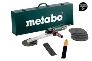 Imagen de Lijadora de soldaduras en angulo electronica METABO KNSE 9-150 Set