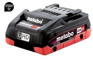 Imagen de Bateria Metabo 18 V / LiHD 4.0 Ah