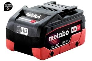 Imagen de Bateria Metabo 18 V / LiHD 5.5 Ah