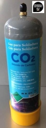 Imagen de Bombona gas CO2 CEVIK 1 litro