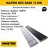 Imagen de Calefactor electrico radiante MASTER DARK 18 DM