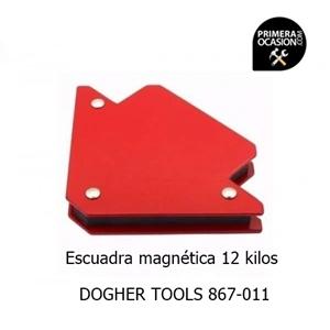 Imagen de Escuadra magnetica soldadura DOGHER TOOLS 12 Kilos