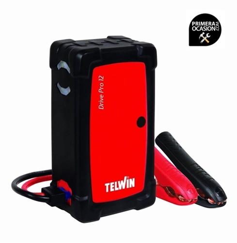 Imagen de Arrancador bateria TELWIN DRIVE PRO 12