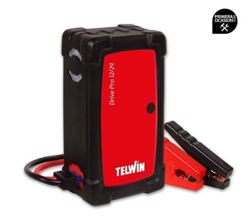 Imagen de Arrancador bateria TELWIN DRIVE PRO 12/24