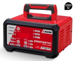 Imagen de Cargador arrancador bateria SOLTER DIGISTART 80