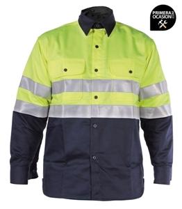 Imagen de Camisa soldador ignifuga PERMAWELD PMH 100