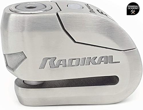 Imagen de Antirrobo de disco moto con alarma RADIKAL RK14S