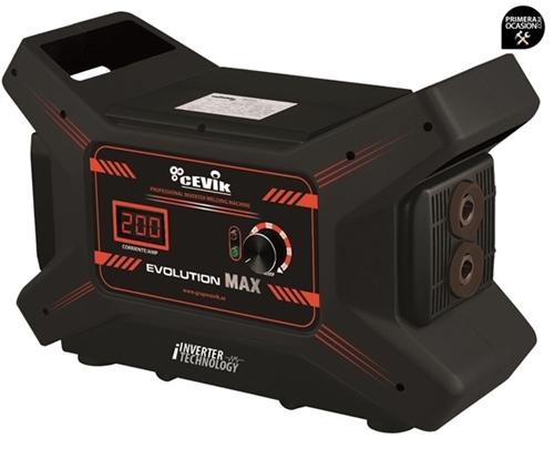 Imagen de Soldador Inverter electrodo CEVIK EVOMAX 200