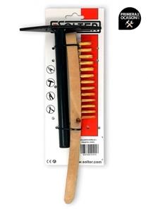 Imagen de Piqueta y cepillo de soldadura SOLTER