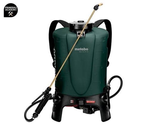 Imagen de Pulverizador mochila de bateria METABO RSG 18 LTX 15