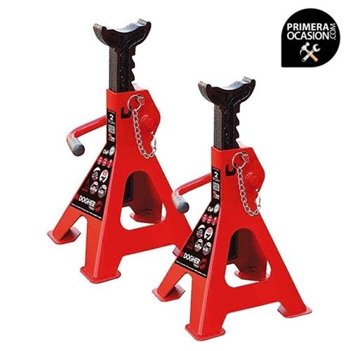 Imagen de Caballetes taller DOGHER TOOLS 9050-02 Toneladas