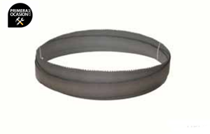 Imagen de 2 Hojas sierra cinta metal 2825x27x09